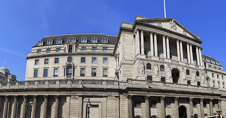 Bank of England, photo credit: Katie Chan