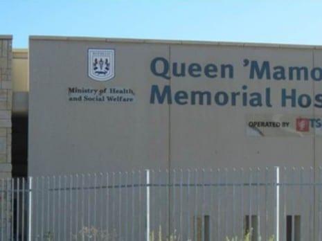 Lesotho-hospital