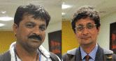 Bharat Patel and Himanshu Damle