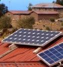 Solar panels CROP
