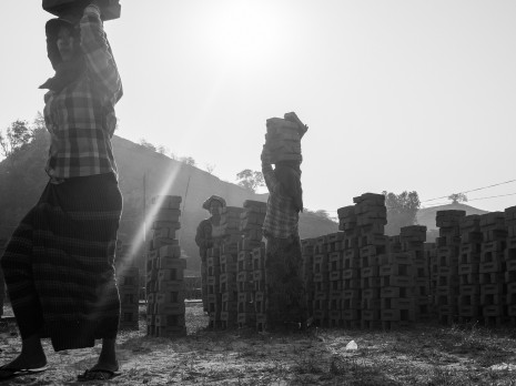 The Brick Factory Pt. 2 © Ariel Leuenberger