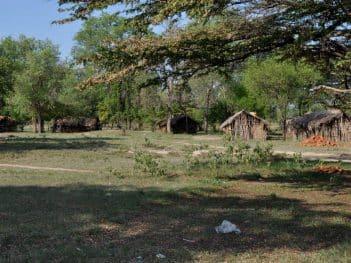 Casas Maasai en la región de Morogoro, Tanzania. Foto: IWGIA