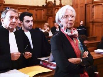 La directora gerente del FMI, Christine Lagarde, fue hallada culpable por el tribunal francés en circunstancias atenuantes. Crédito: MercoPress