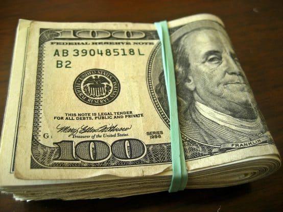 Money. Credit: 401kcalculator.org