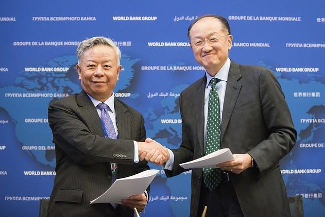 deepening world bank and aiib cooperation  locking in a failed development model