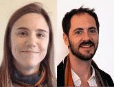 Kate Donald and Nicholas Lusiani, CESR