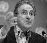 Alfred de Zayas, UN Independent Expert