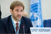 Juan Pablo Bohoslavsky, United Nations Independent Expert on Foreign Debt and Human Rights