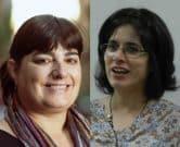 Iolanda Fresnillo, Eurodad and Verónica Serafini, Latindadd